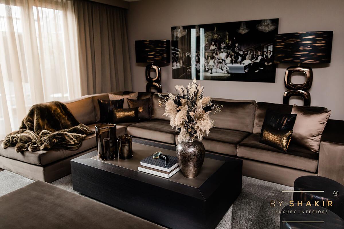 Luxury living Room 1